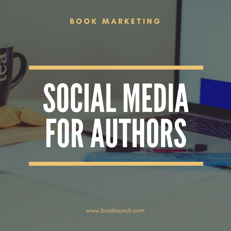 Social Media Marketing for Authors