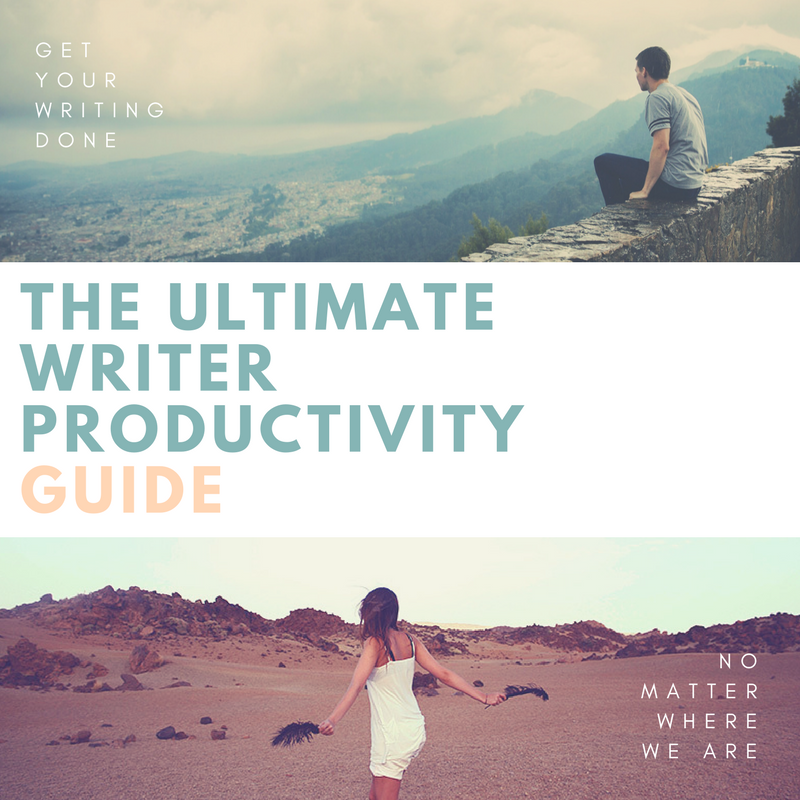 The Ultimate Writer Productivity Guide