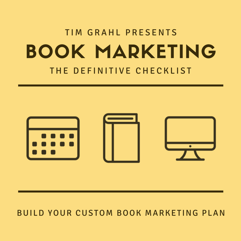 Book Marketing Plan - The Definitive Checklist