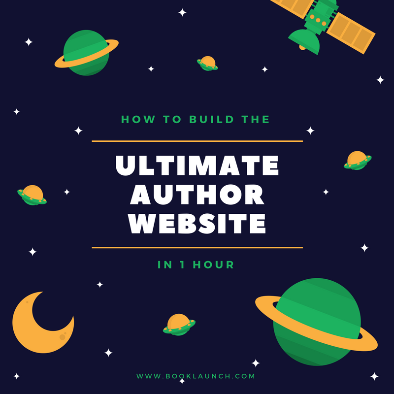 How to Build the Ultimate Author Website