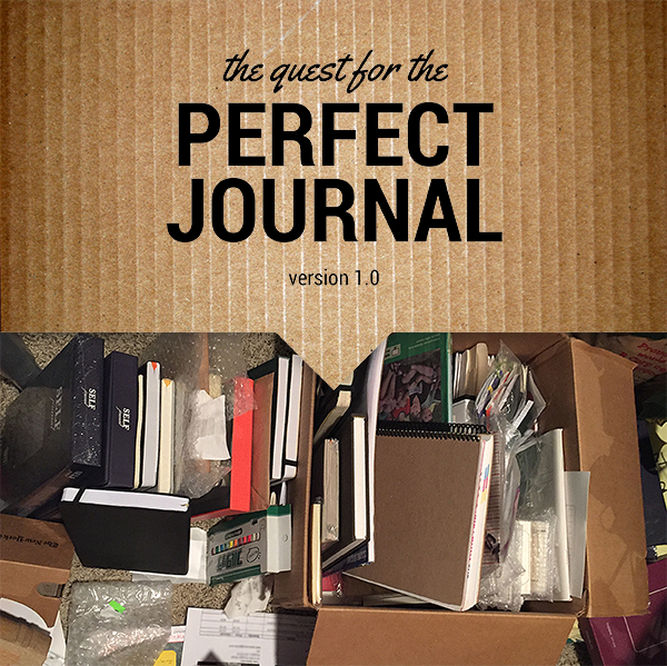 The Quest for the Perfect Journal