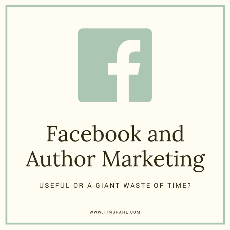 Facebook and Author Marketing