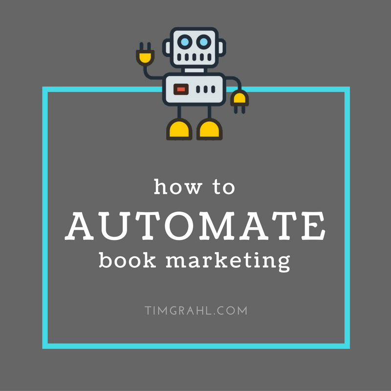 How to Automate Your Book Marketing