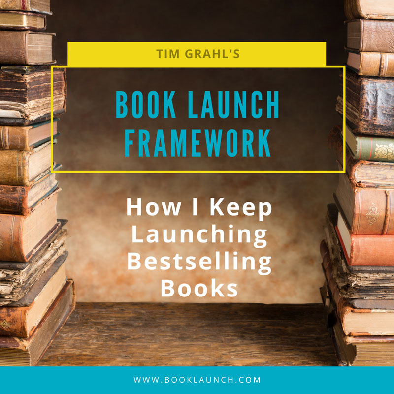 Book Launch Framework