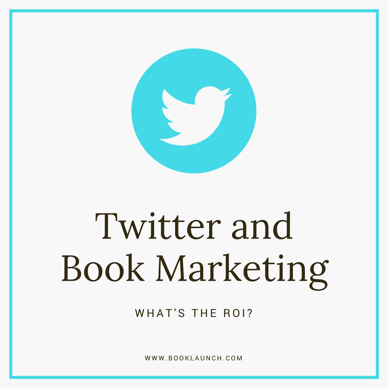 Twitter and Book Marketing