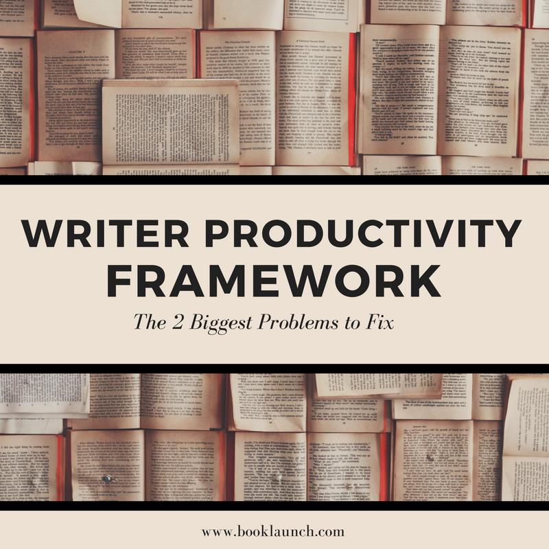 Writer Productivity Framework