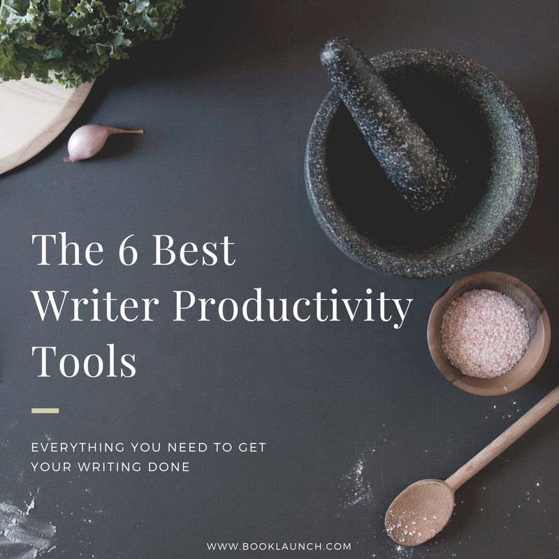 The 6 Best Writer Productivity Tools