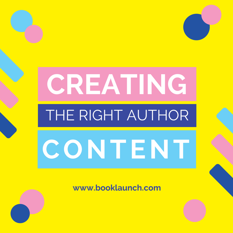 Creating the Right Author Content
