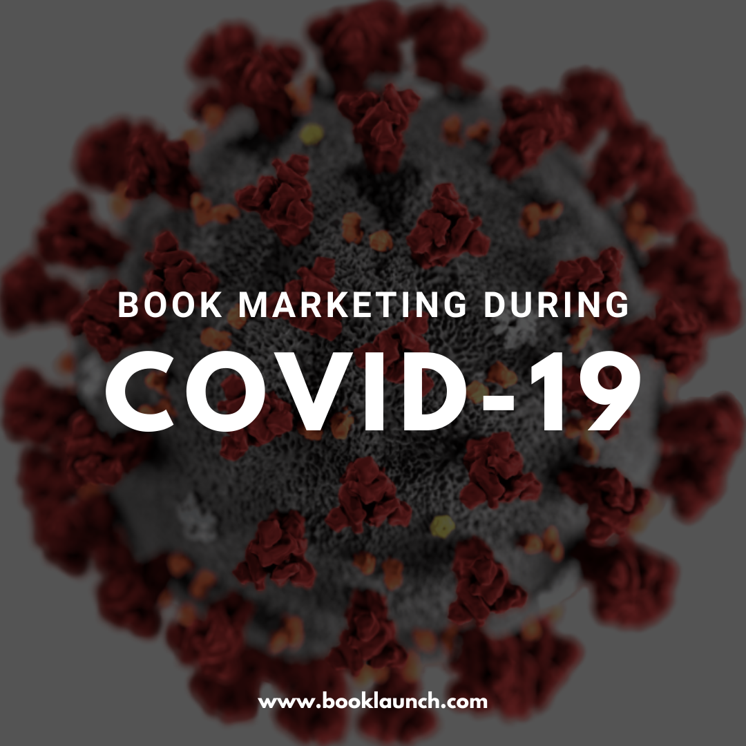 BOOK MARKETING DURING COVID-19